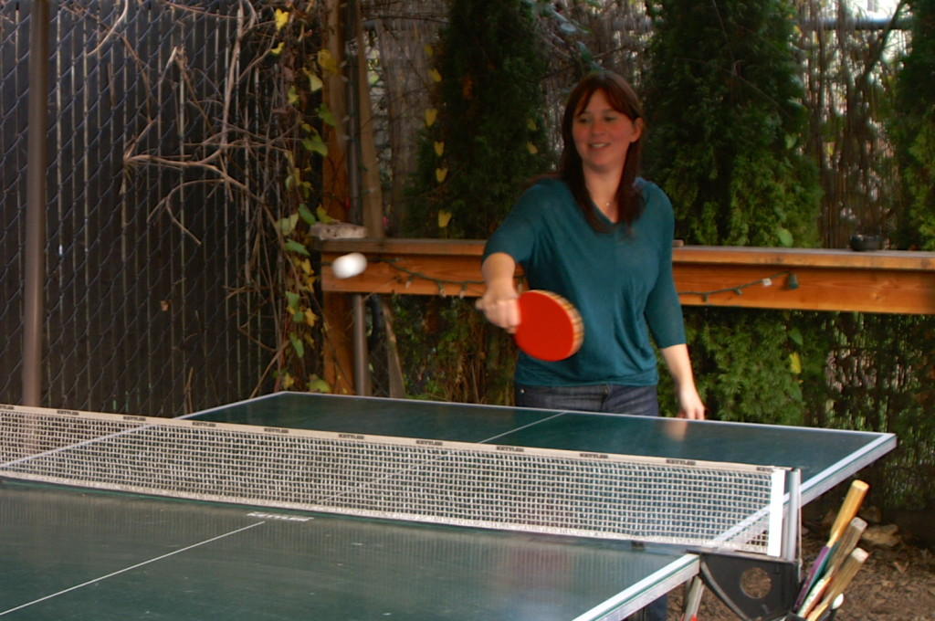 Ping Pong Battle - Lucia