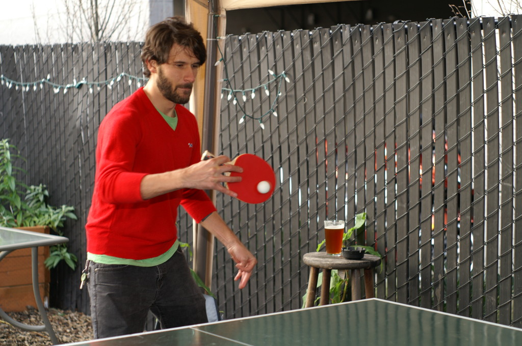 Ping Pong Battle - Nate